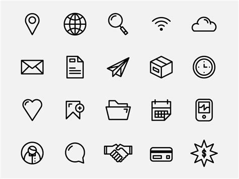 Home Design Story App Hack by Simple Icon Set Icons Fribly