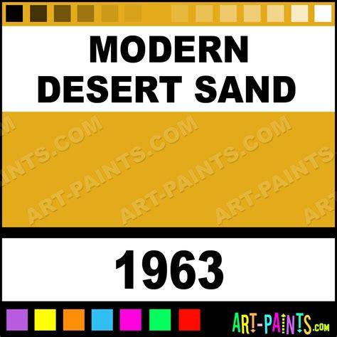 modern desert sand american fs enamel spray paints 1963 modern desert sand paint modern