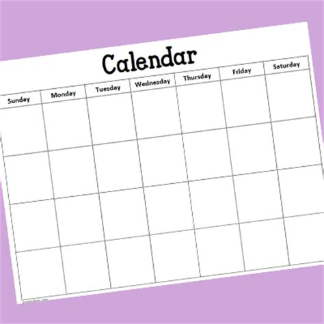 Printable Calendar With Lines To Write On 2014