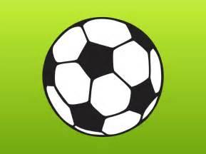 Football cartoon vector