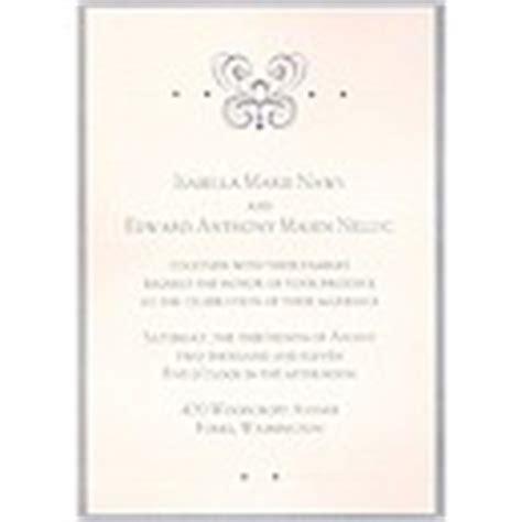 twilight wedding invitation budget invitations search results