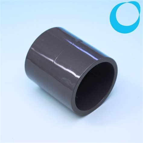 Plumbing Pipe Sleeves by Pvc Sleeve 50 Mm Fitting For Connecting Pipes 2 X 50 Mm