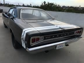 1968 dodge coronet bee for sale