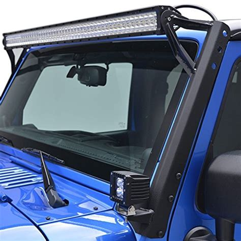 jeep jk light bar brackets jeep wrangler jk light bar mounts jk jeep lightbar mount