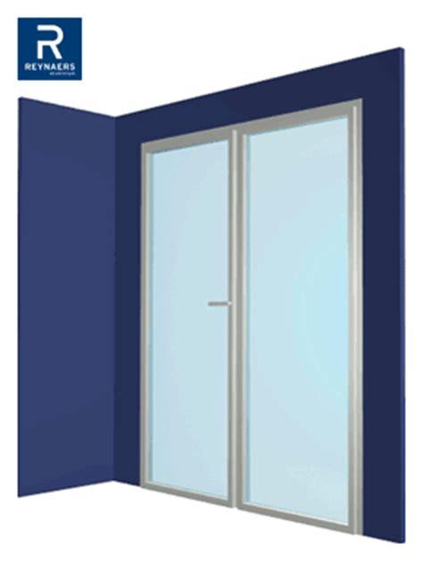 outward opening doors cs 59 reynaers aluminium