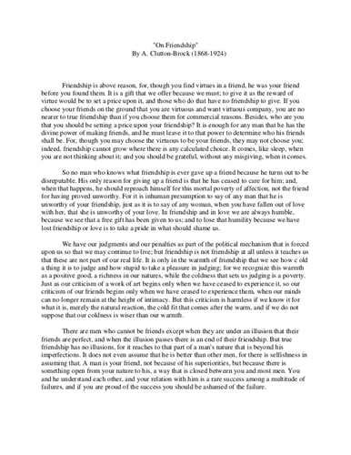 Exle Definition Essay Friendship by Definition Essay On True Friendship House