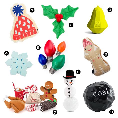 design milk gift guide 2017 dog milk holiday gift guide toys toys toys