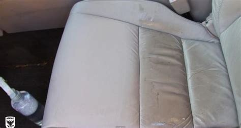 car leather upholstery cleaner do your own auto detailing for leather seats video