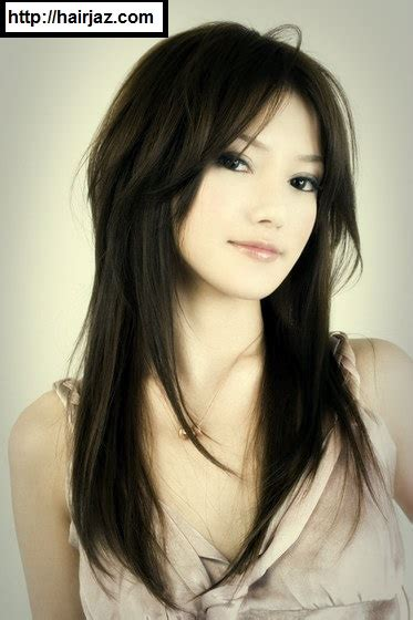 small hairstyle changes for long layers long hairstyles long layered hairstyles asian long