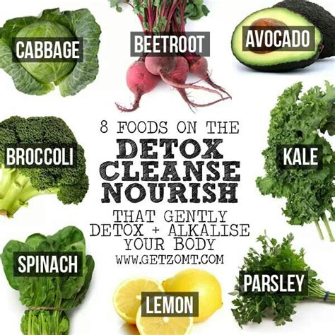 How To Detox My From Naturally by Detox Your Naturally Food Ideas