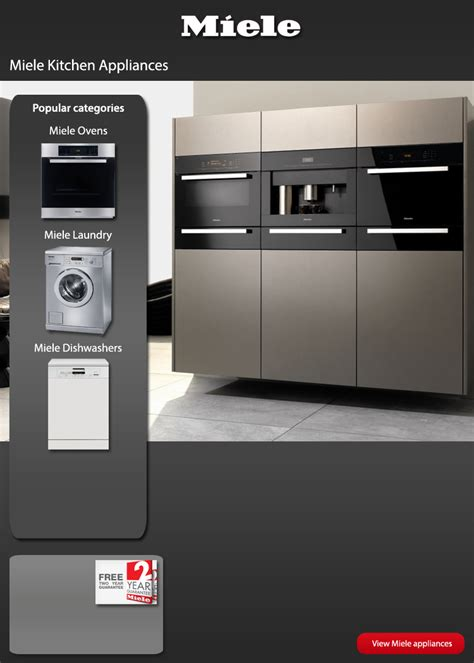 miele kitchen appliances image miele kitchen appliances download