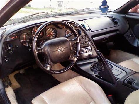 Toyota Supra Interior 1994 Toyota Supra Interior Pictures Cargurus