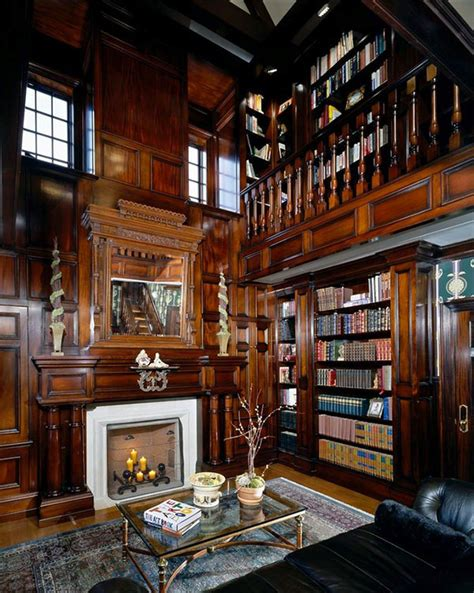 Decorating A Home Library by 90 Home Library Ideas For Reading Room Designs