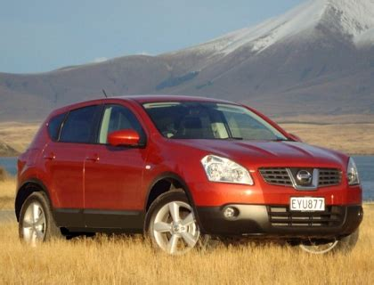 nissan qashqai 2009 car review aa new zealand