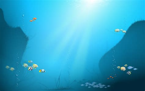 tumblr themes underwater tropical fish by it s on deviantart