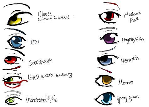 Anime Eyes Looking Up Loading