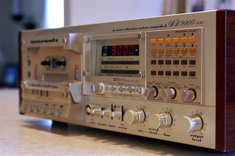 marantz cassette marantz sd9000dbx 3 cassette deck ebay