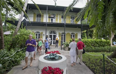 contest key west florida contest offers writing time in hemingway studio in key
