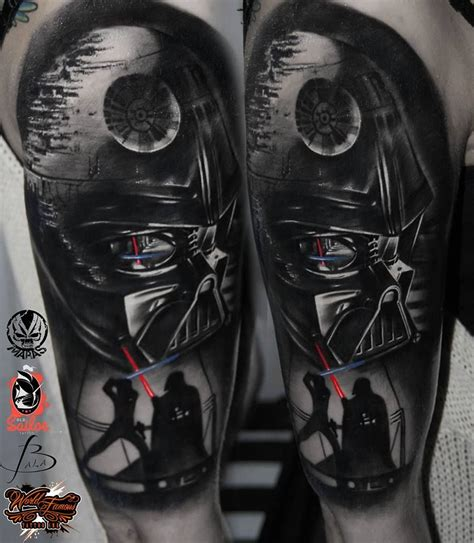 star wars tattoo new wars