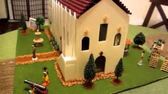 Mission San Diego De Alcala Floor Plan Mission San Gabriel Arcangel Project Youtube