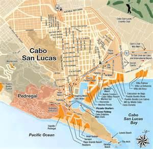cabo san lucas map map2