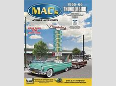 1955–1966 THUNDERBIRD 2013-2014 Parts & Accessories by ... Mac S Antique Auto Parts