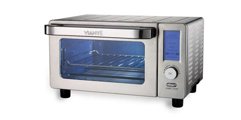 Toaster Oven viante true blue convection toaster oven cuc 04e review