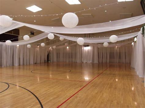 wedding decorator az lds wedding reception ideas cultural hall decorating
