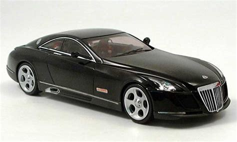 Maybach Concept Car by Maybach Exelero Miniature Concept Car Schuco 1 43