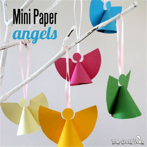 pattern paper angel mini paper angel templates