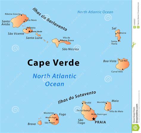 mapa cabo verde la peque 209 a comunidad cat 211 lica en el archipi 201 lago de cabo