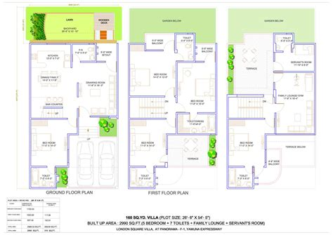 home design 100 sq yard 100 home design 100 sq yard best 25 narrow house plans