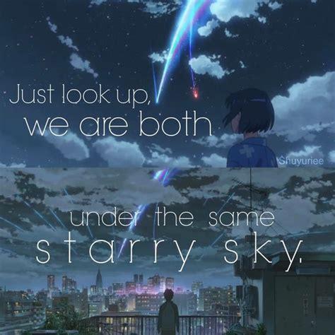 quotes film sedih kimi no na wa anime quotes pinterest