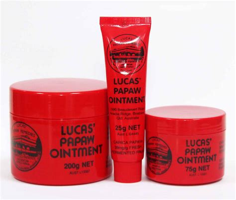 Lucas Pawpaw Ointment lucas papaw ointment pawpaw paw paw 200g papaya view lucas paw paw papaya product
