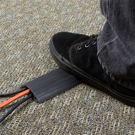 Cord Covers For Floor by 3 Cable Guardian Floor Cable Cover Dh Cop 3 Discount Rs