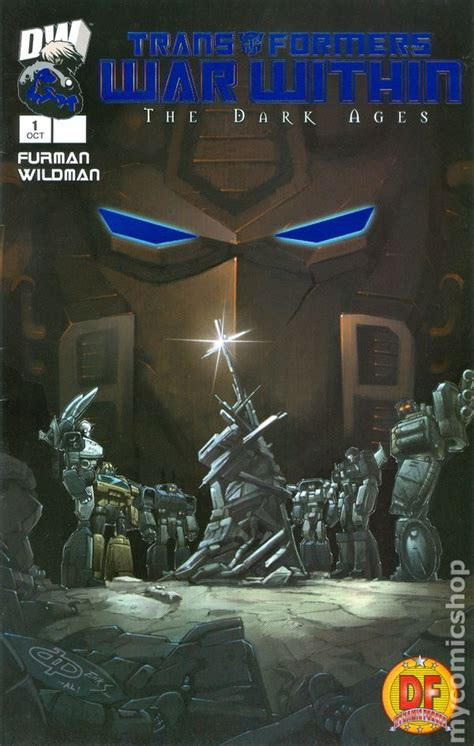 ages unending dusk into books transformers the war within 2003 ages comic books