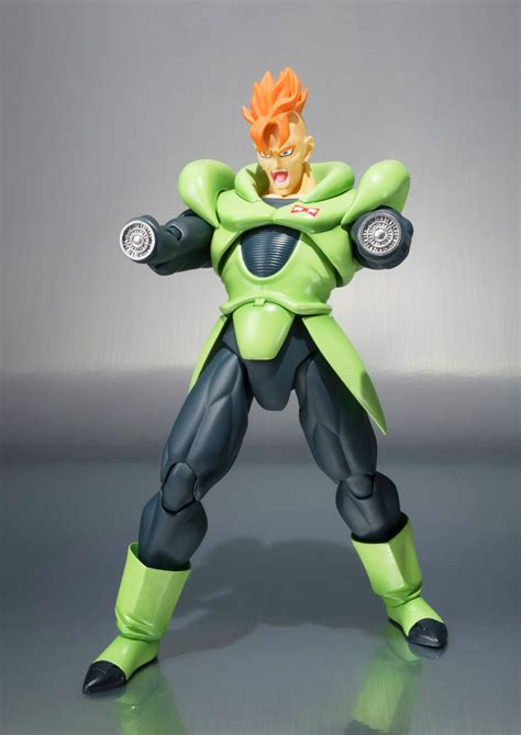 z android 16 z sh figuarts android 16 figure up for order anime news
