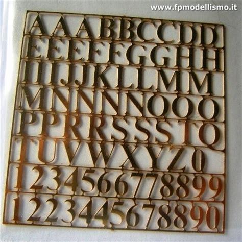 lettere ottone collezionismo set lettere in ottone 10 mm amati 5650 02