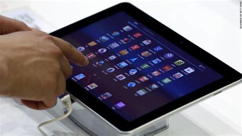 Tablet Apple 1 samsung edges apple in tablet satisfaction survey cnn