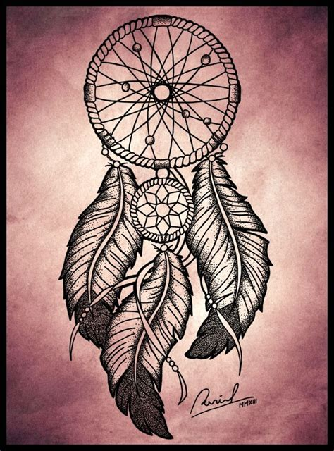 tattoo edit dreamcatcher this was a commission for eams81 it was so much fun to be