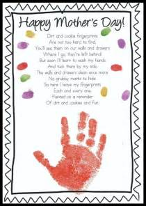 adorable original handprint poem great for s day freebie day care