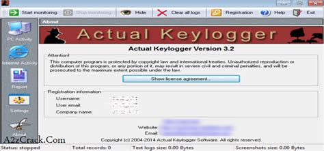 actual keylogger full version actual keylogger free download with crack