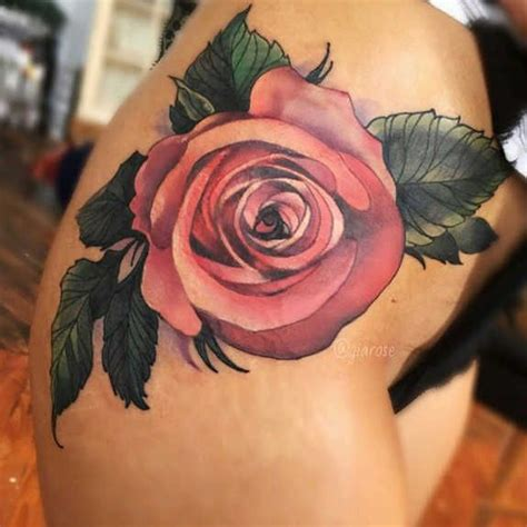 gia rose tattoo 17 best ideas about flower hip tattoos on hip