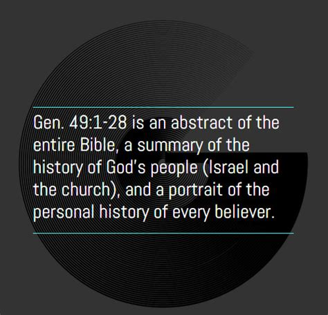 genesis chapter 28 summary in benjamin we the dwelling place of the triune god