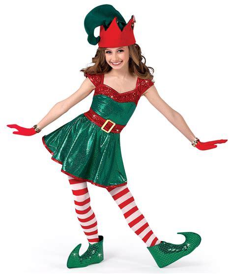 Santas Helper by A Wish Come True Sequin Gloves
