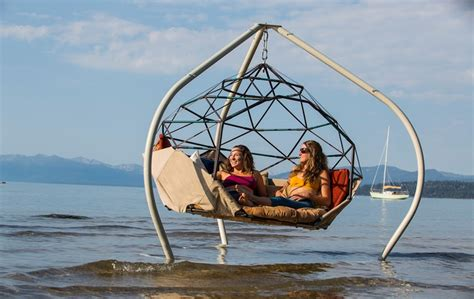 kodama zome kodama zomes swinging pod to curl up in your own little
