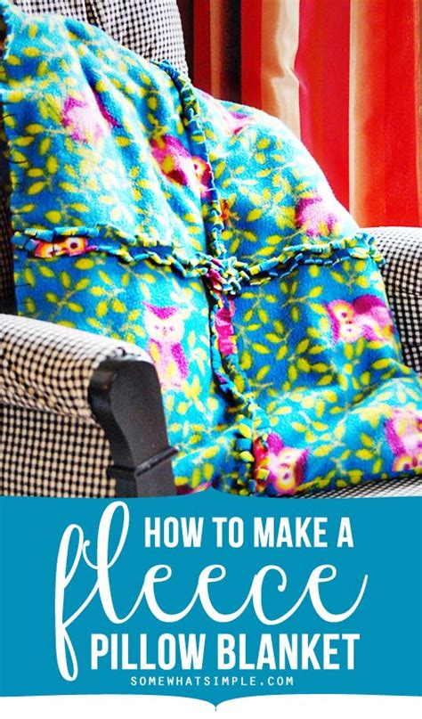 extraordinary diy knot pillows to give new appearance to 19 best images about no sew blankets on pinterest minky