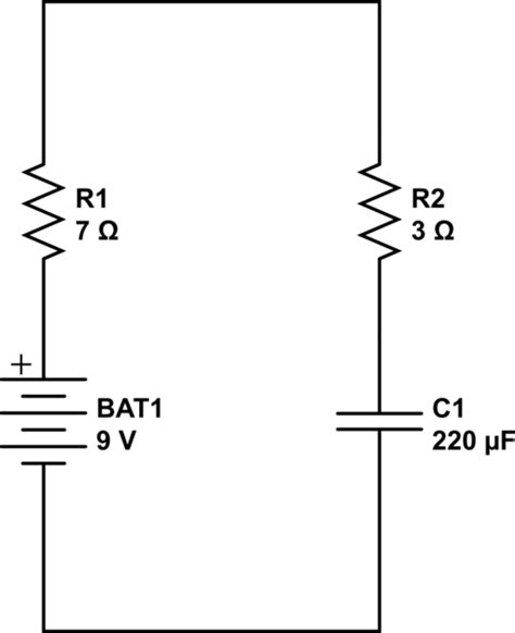 connecting electrolytic capacitor backwards batteries capacitor connected directly with battery electrical engineering stack exchange