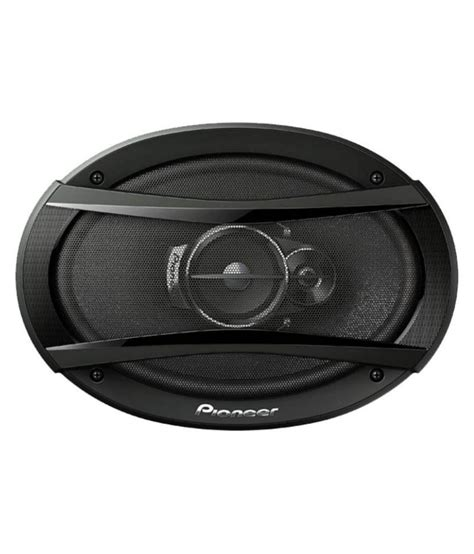 Speker Oval pioneer ts a936 black 420 watt oval speaker pair of 2