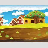 Cartoon Farm Scene | 800 x 614 jpeg 82kB